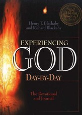 Experiencing God Day-by-Day: The Devotional Journal