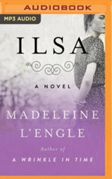 Ilsa: A Novel - unabridged audiobook on MP3-CD