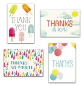 Thank You, Fun Cards, Box of 12
