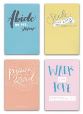 Thinking Of You Cards, Bible Letters, Box of 12
