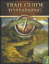 Paths of Exploration: Jamestown Unit  2 (3rd Ed) Teacher's Guide