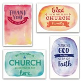 Church Needs For Everyone Cards, Box of 12