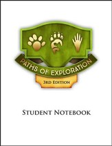 Paths of Exploration 3rd Grade:  Trails West Unit Student Notebook Pages (3rd Edition)