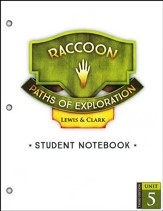 Paths of Exploration 4th Grade: Lewis & Clark Unit Student Notebook Pages (3rd Edition)