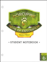 Paths of Exploration 4th Grade: Trails West Unit Student Notebook Pages (3rd Edition)