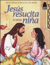 Jesús Resucita una Niña  (Jesus Wakes the Little Girl)