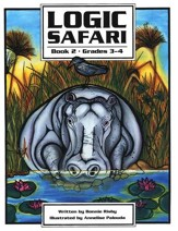 Logic Safari Book 2, Grades 3-4