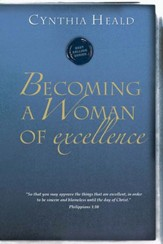 Becoming a Woman of Excellence - eBook