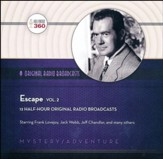 Escape, Volume 2 - Original Radio Broadcasts on CD