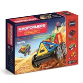 Magformers, Racing Set, 39 pieces