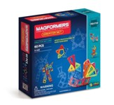 Magformers, Creator Set, 60 pieces