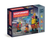 Magformers, Walking Robot Set, 45 pieces