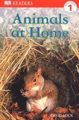 DK Readers Level 1: Animals At Home