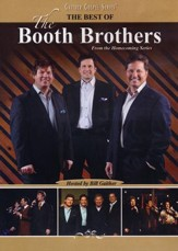 The Best of the Booth Brothers, DVD