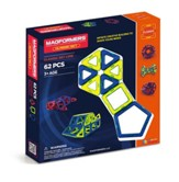 Magformers Classic, 62 Piece Set