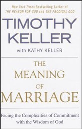 The Meaning of Marriage, Paperback