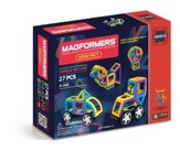 Magformers WOW Set, 27 Pieces