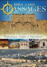 Bible Land Passages Volume 1: Jerusalem: An Unforgettable City [Streaming Video Rental]