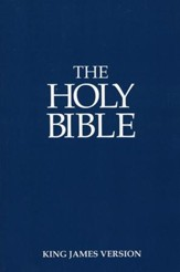 KJV Holy Bible, Economy Case of 24