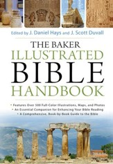 Baker Illustrated Bible Handbook, The - eBook