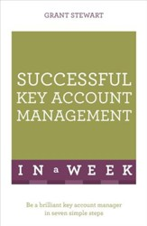 Successful Key Account Management in a Week: Teach Yourself / Digital original - eBook