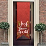 Joy To the World Door Decoration
