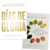 Glory Days - Spanish (Book)/God Is With You Every Day -  English (Book)