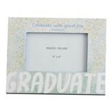 Celebrate with Great Joy, Graduate, Photo Frame