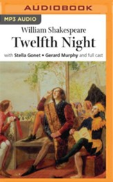 Twelfth Night - unabridged audio book on MP3-CD