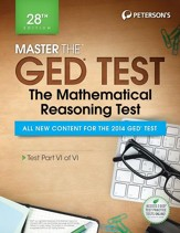 Master the GED Test: The Mathematics  Test: Part VI of VI - eBook