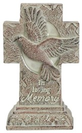 In Loving Memory, Mini Pedestal Cross