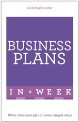 Successful Business Plans in a Week: Teach Yourself / Digital original - eBook