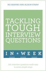 Tackling Interview Questions in a Week: Teach Yourself / Digital original - eBook