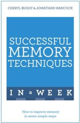 Successful Memory Techniques in a Week: Teach Yourself / Digital original - eBook