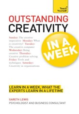 Outstanding Creativity in a Week: Teach Yourself / Digital original - eBook