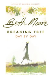 Breaking Free Day by Day: A Year of Walking in Liberty - eBook