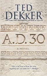 A.D. 30: A Novel - eBook