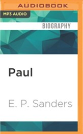Paul: A Very Short Introduction - unabridged audio book on MP3-CD
