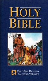 NRSV Children's Bible - Slightly Imperfect