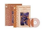 First Start French: Level Two Kit with Pronunciation CD