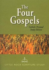 Four Gospels, Catholic Personal Study Edition