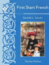 First Start French: Book One, Teacher Book  - Slightly Imperfect