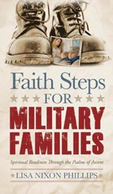 Faith Steps for Military Families: Spiritual Readiness Through the Psalms of Ascent - eBook