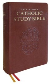 Little Rock Catholic Study Bible: Deluxe Edition