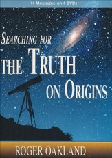 Searching for the Truth on Origins, 4-DVD Set