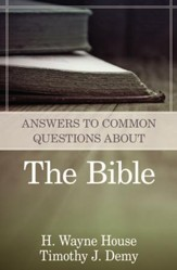 Answers to Common Questions About the Bible - eBook