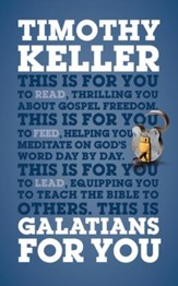 Galatians For You: For reading, for feeding, for leading - eBook