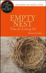 Empty Nest, Time for Letting Go