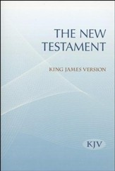KJV Economy New Testament