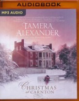 Christmas at Carnton: A Novella - unabridged edition on MP3-CD